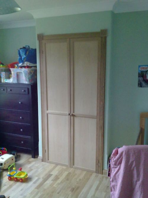 Wardrode Doors Carpentry