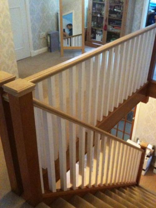 Bannister Carpentry