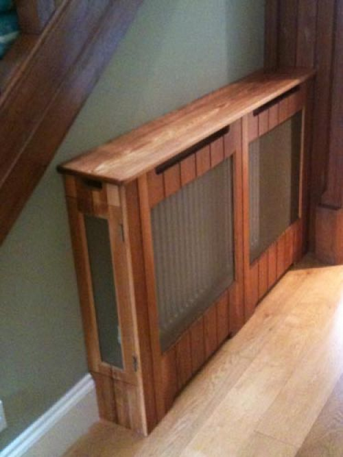 Radiator Cover Carpentry