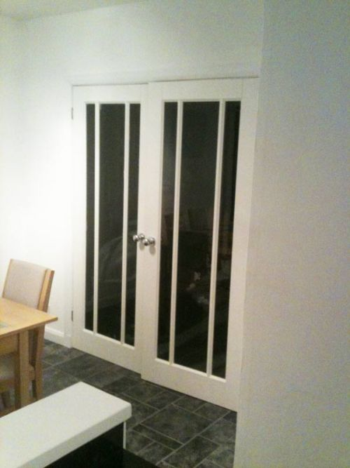 Interior Doors Carpentry