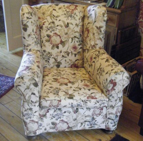 Chair 3 Upholstery